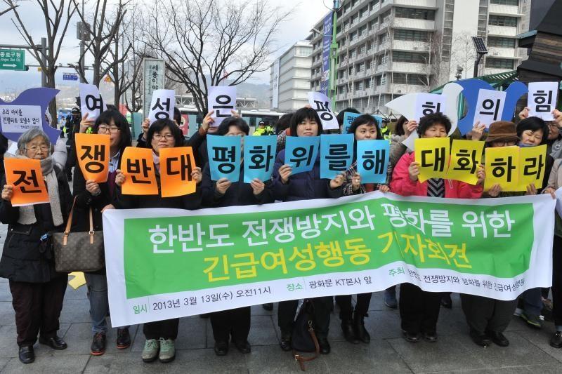 Pchenjanas denonsavo Korėjos karo paliaubų sutartį
