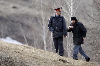 Rusija: nužudyta miesto merė