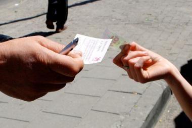 Vilniaus miesto viešojo transporto bilietų kainos