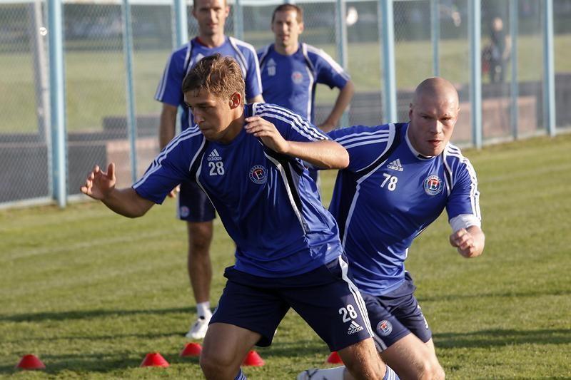 """""""Ekranas"""" apgynė Lietuvos futbolo A lygos čempiono titulą"""