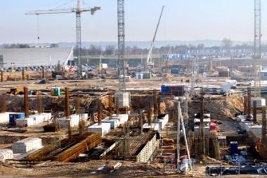 Vilniaus kapitalinė statyba vadinsis Vilniaus vystymo kompanija