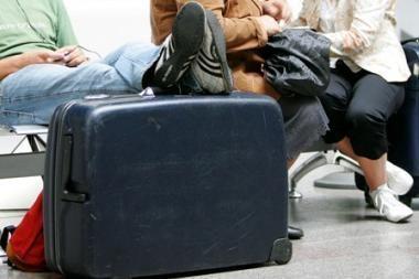 Internete sukurtas pagalbos puslapis įkalintiems Lietuvos oro keleiviams