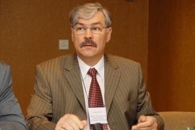 Daugiausiai iš Lietuvos atstovų Europos Parlamente kalbėjo Z.Balčytis