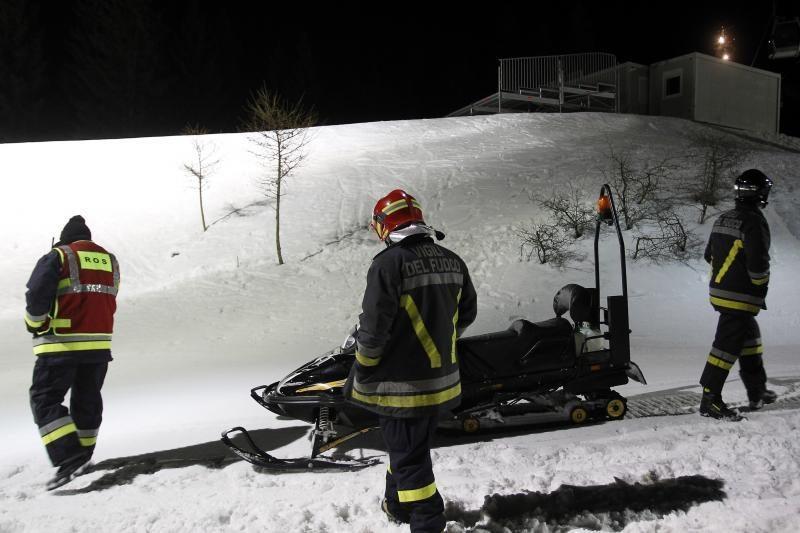 Italijoje per sniego motociklo avariją žuvo šeši turistai iš Rusijos