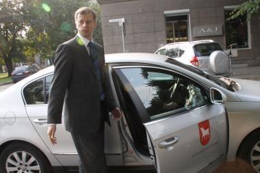 """Meras persės į naują """"Škoda Superb"""" (papildyta)"""