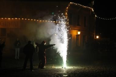 Kalėdos Kaune: kaip elgtis su pirotechnikos priemonėmis?