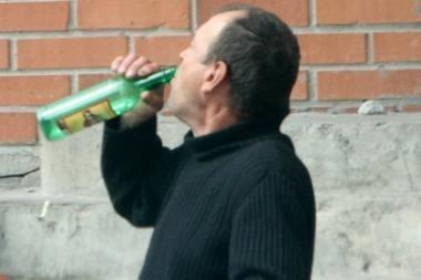 Vyriškį pražudė alkoholis