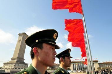 Bendri JAV ir Seulo kariniai mokymai sukėlė susirūpinimą Kinijai