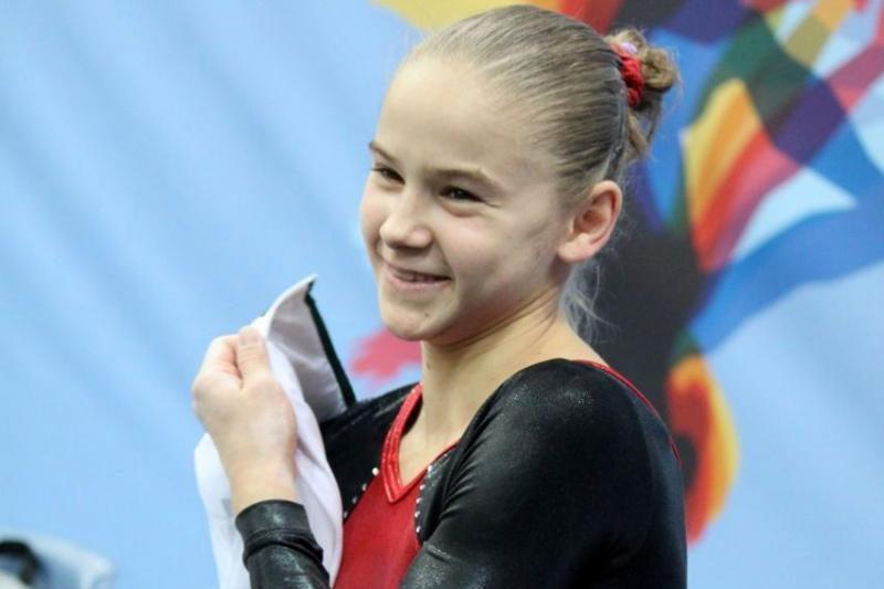 Kelialapį į Londono olimpiadą iškovojo gimnastė L.Švilpaitė