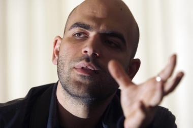 Italijos rašytojas žada sprukti nuo nusikaltėlių