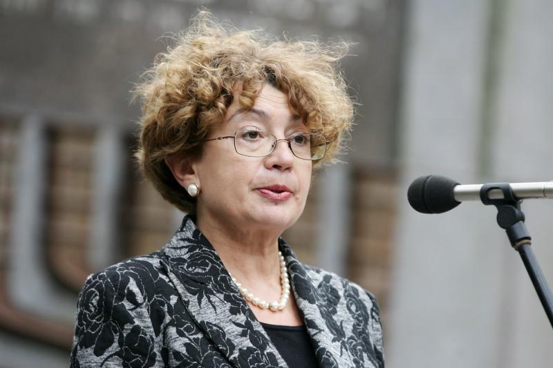 Lietuvos žydų bendruomenės pirmininke išrinkta F. Kukliansky