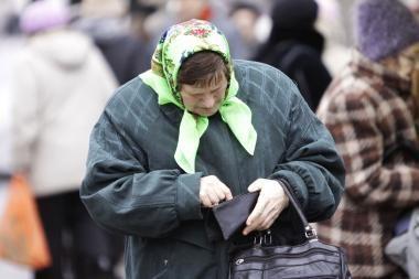 Europos Komisija: pensijų padidinimas gali turėtų rimtų pasekmių