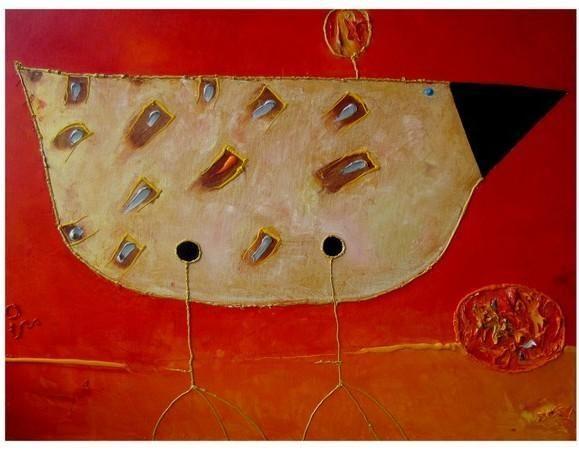 Romualdo Inčirausko tapybos parodoje – asociacijų puokštė