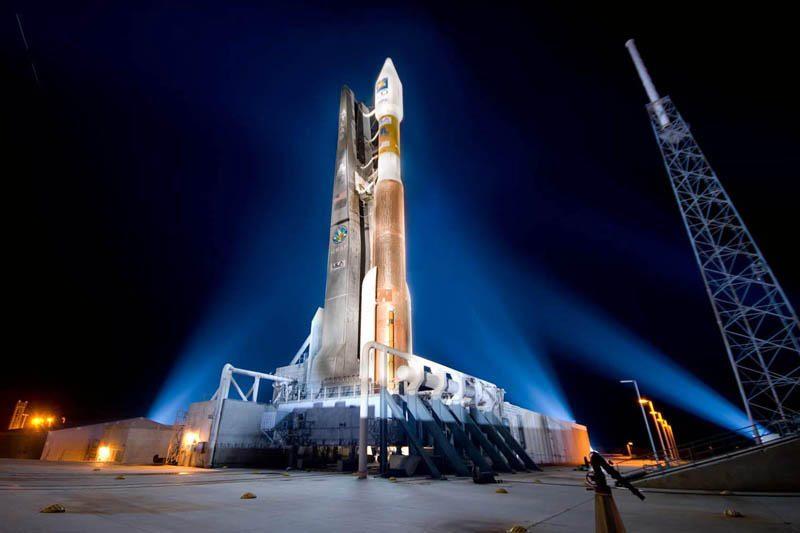 """""""Nujok raitas"""" ant erdvėlaivio raketos-nešėjos į stratosferą ir atgal"""