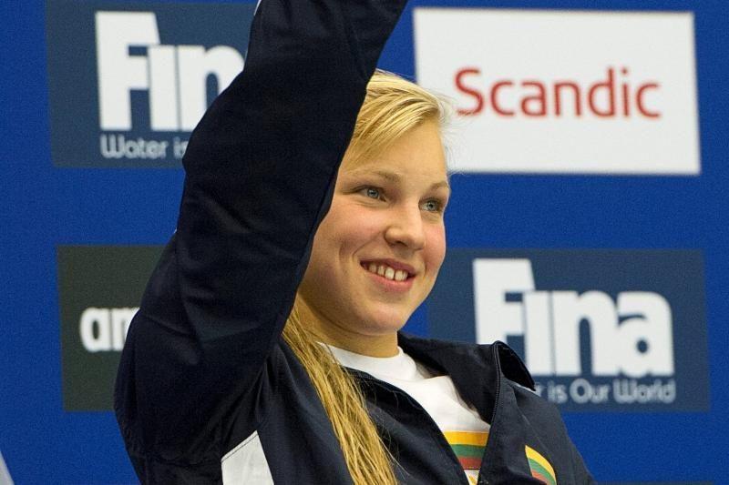 R. Meilutytė ir kiti garsūs sportininkai prisidėjo prie kilnaus tikslo