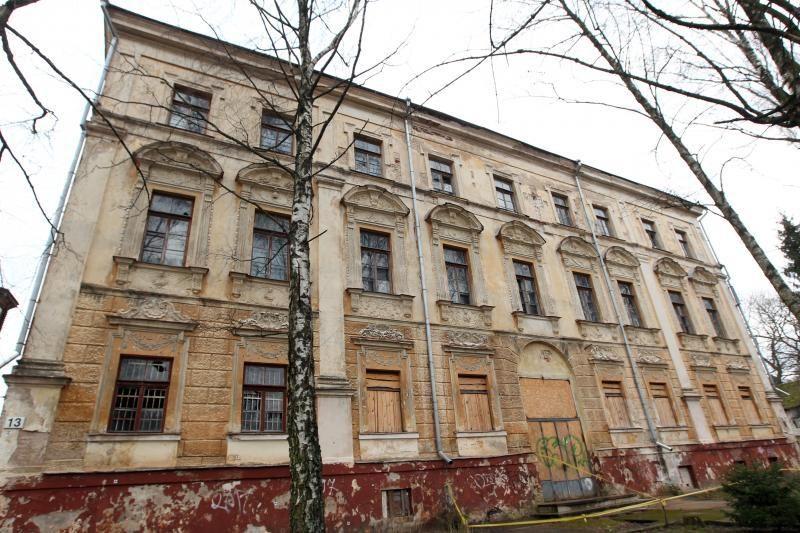 Ketinama atkurti barokinio stiliaus Sapiegų rūmus Vilniuje