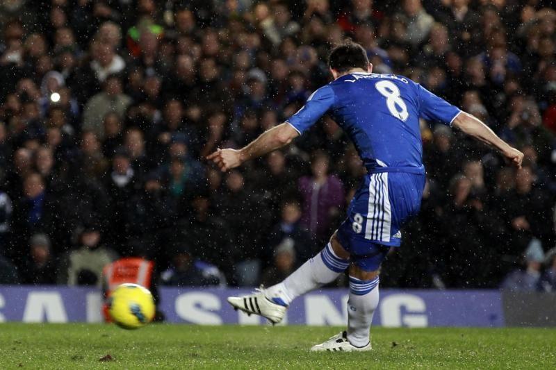 """""""Chelsea"""" privertė lyderius pirmąkart pralaimėti"""