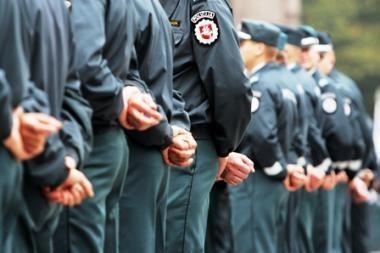 Lietuvos policija per šventes sustiprins patruliavimą