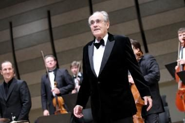 Nepavargstančiojo M.Legrand pasirodymas Vilniuje