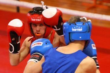 Boksininkų čempionate - kol kas be staigmenų