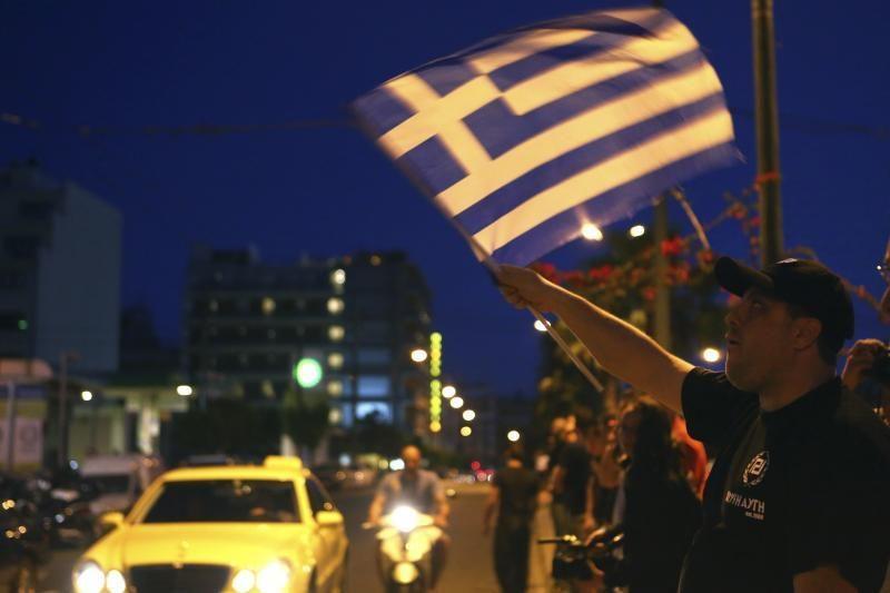 Graikijoje sutarta dėl naujos dvejų metų vyriausybės