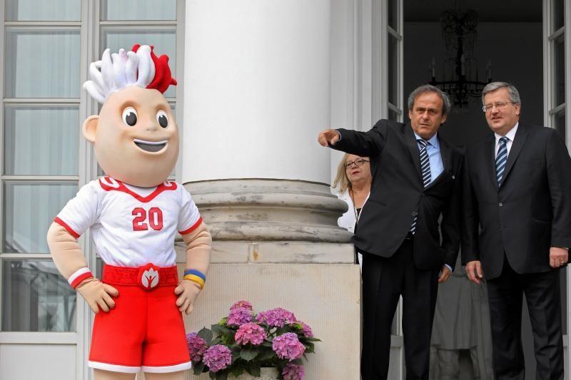 UEFA prezidentas: dėl kiekybės kokybė nenukentės