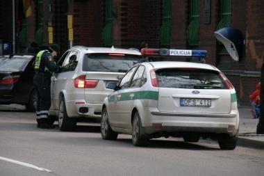 Kauno policija giriasi baudžianti kyšininkus