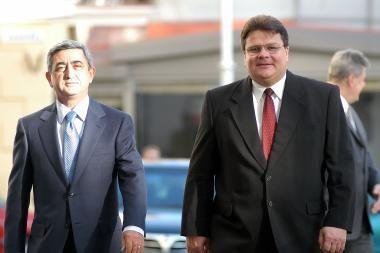 Lietuvos ambasadorius L.Linkevičius tapo Šiaurės Atlanto tarybos dekanu
