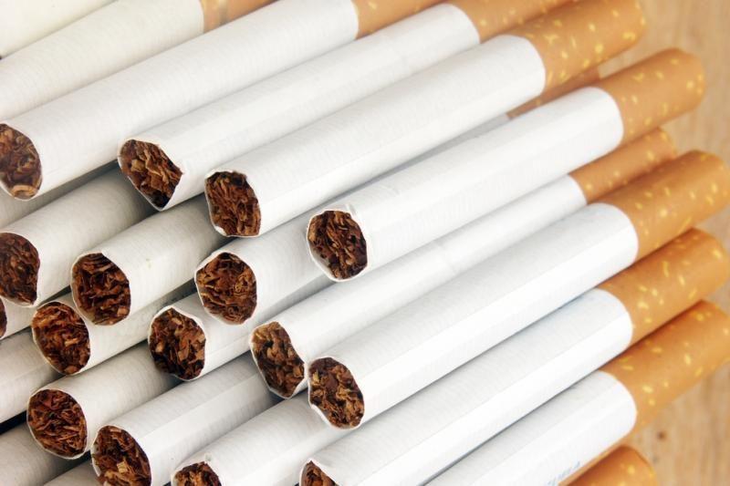 Bute Trakuose - kontrabandinių cigarečių sandėlis