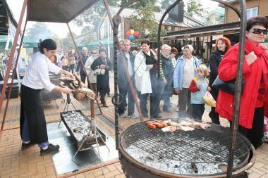 """Palangoje – tradicinė šventė """"Palangos stalas 2010"""" (programa)"""