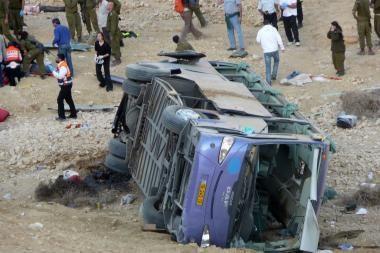 Dėl patrakusio vairuotojo žuvo 30 žmonių