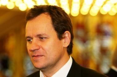 V. Tomaševskis - Vilniaus rajono lenkų prezidentas
