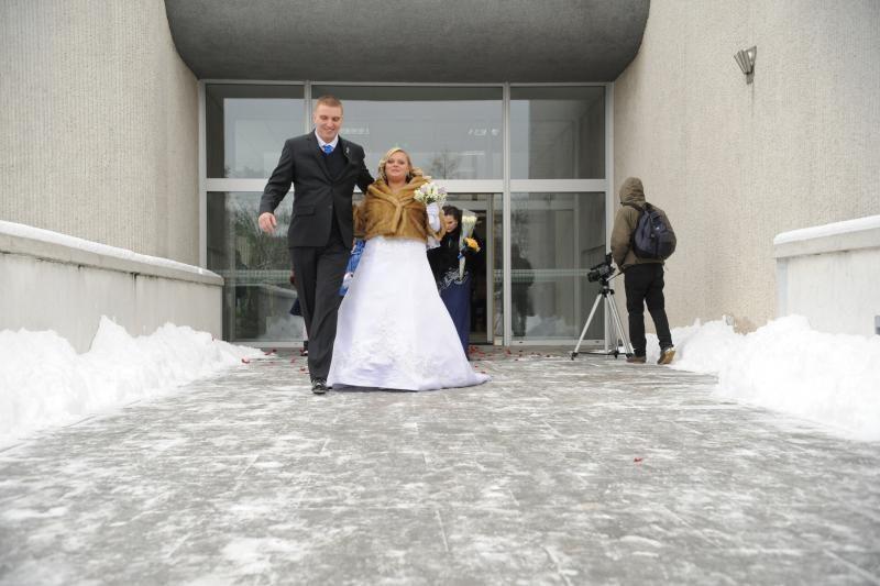 Kodėl vestuves verta rengti    žiemą?