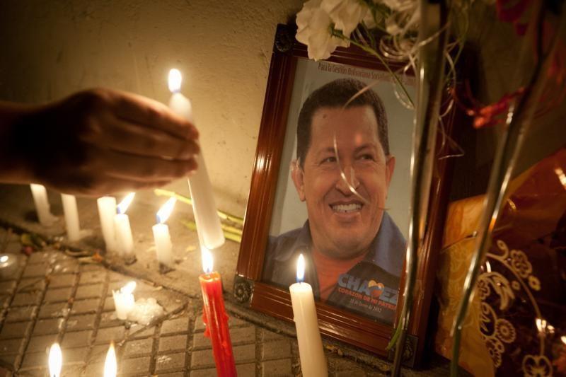 Kokią Venesuelą paliko kovą su vėžiu pralaimėjęs H. Chávezas