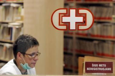 Žmonės neskuba pirkti brangių vaistų nuo gripo