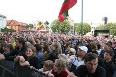 Klaipėdos renginius norima viešinti visoje šalyje