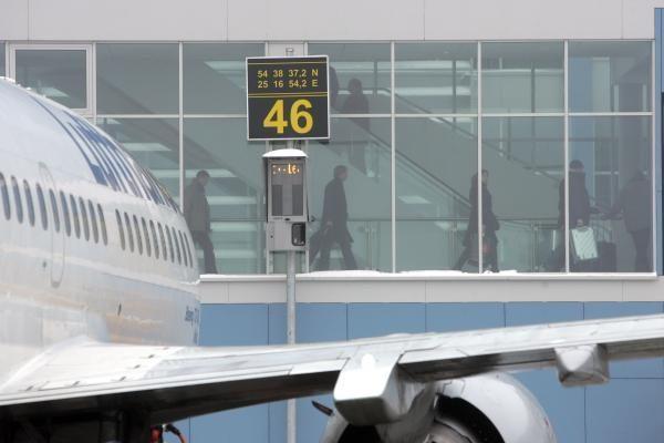 Tarptautiniame Vilniaus oro uoste auga keleivių srautai