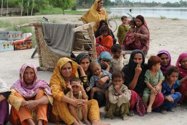 Lietuva Pakistanui skiria 50 tūkst. litų