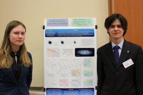 Lietuvis pirmąkart nugalėjo astrofizikos ir astronomijos olimpiadoje