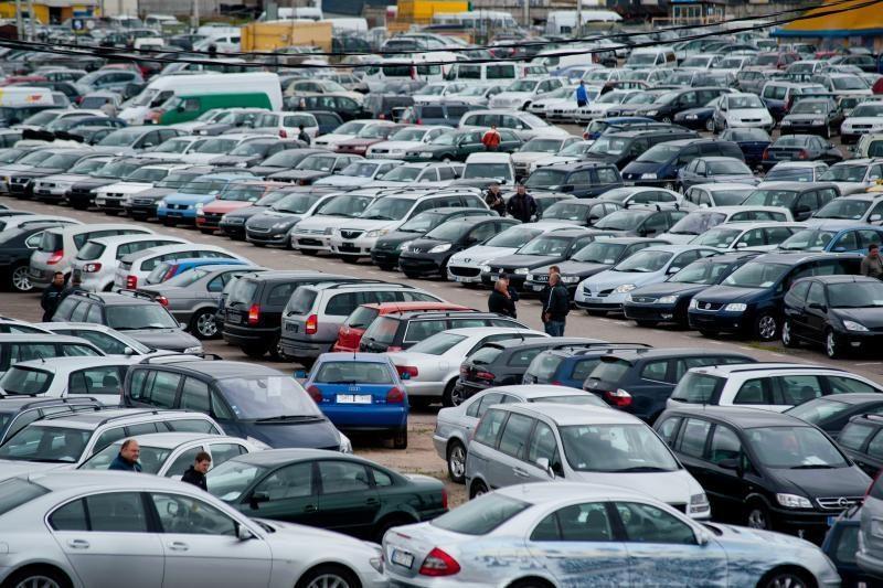 Automobilį planuoja pirkti kas penktas Lietuvos gyventojas