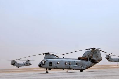 Afganistane numuštas koalicinių pajėgų sraigtasparnis