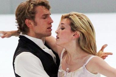 Lietuvos šokių ant ledo pora