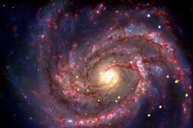 """Astronomai aptiko """"naujagimę"""" juodąją skylę"""
