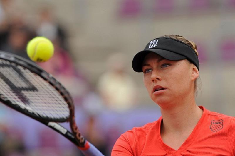 WTA serijos Taškento turnyro nugalėtoja tapo Rusijos tenisininkė