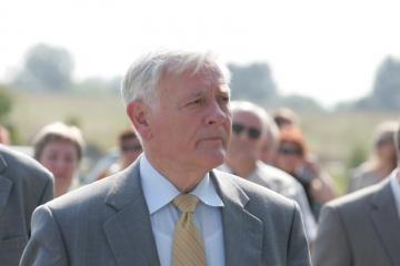 Prezidentas su darbo vizitu išvyko į Gruziją ir Vokietiją