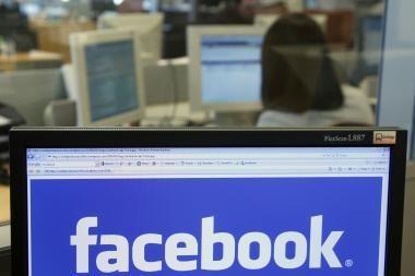 """Kvietimą į gimtadienį priėmė 21 tūkstantis """"Facebooko"""" lankytojų"""
