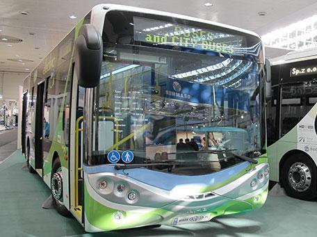 Netrukus miestų gatvėse pasirodys lietuviškas autobusas