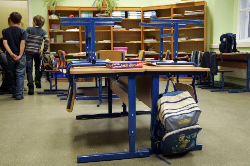 Vienoje Didžiosios Britanijos pradinėje mokykloje nebeliko anglų