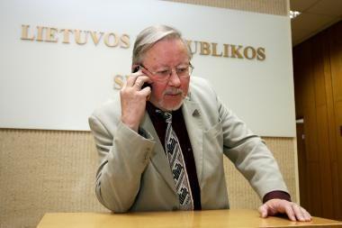 V.Landsbergis: Baltijos jūros strategija eina į gyvenimą