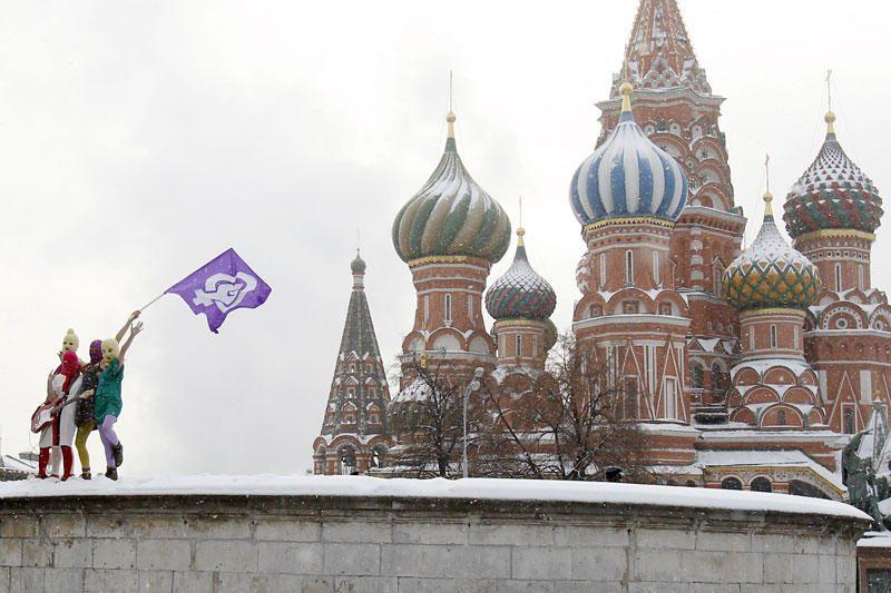 Tarp Minsko ir Maskvos buvo nutrūkęs susisiekimas lėktuvais